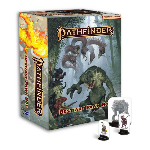 Pathfinder 2nd Edition - Bestiary Pawn Box