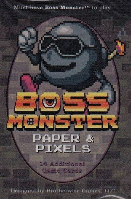 Boss Monster - Paper and Pixels