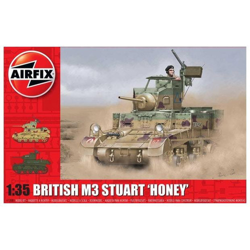 "Airfix 1/35 M3 Stuart ""Honey"""