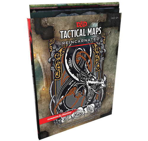 Dungeons & Dragons - Tactical Maps Reincarnated
