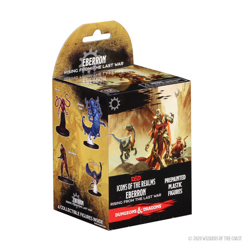Dungeons & Dragons Icons of the Realms - Eberron Rising From the Last War