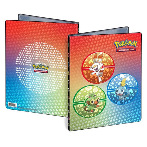 Ultra Pro Pokemon 9 Pocket Portfolio - Sword and Shield Galar