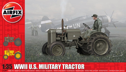 Airfix 1/35 WWII U.S. Military Tractor