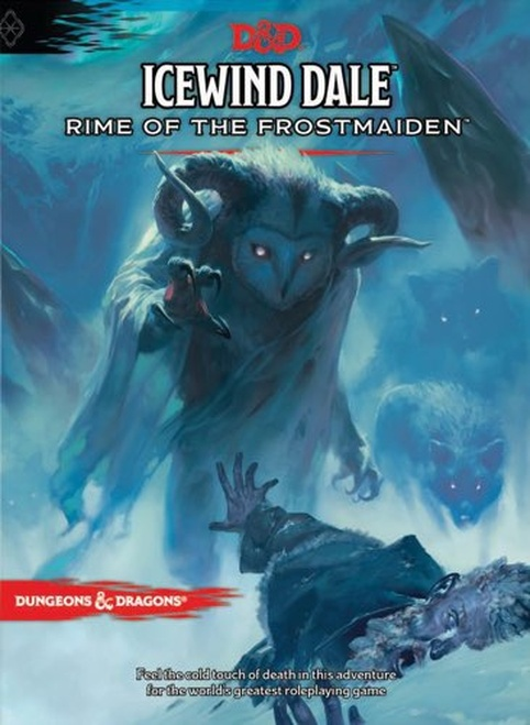 Dungeons and Dragons - Icewind Dale: Rime of the Frostmaiden