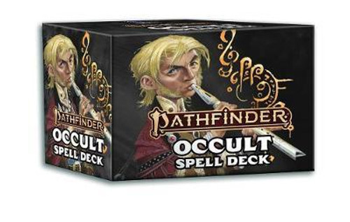 Pathfinder 2nd Edition Spell Cards - Occult