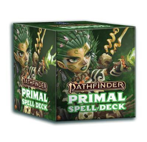 Pathfinder 2nd Edition Spell Cards - Primal