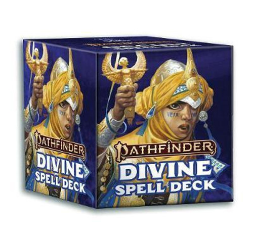 Pathfinder 2nd Edition Spell Cards - Divine