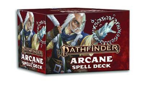 Pathfinder 2nd Edition Spell Cards - Arcane