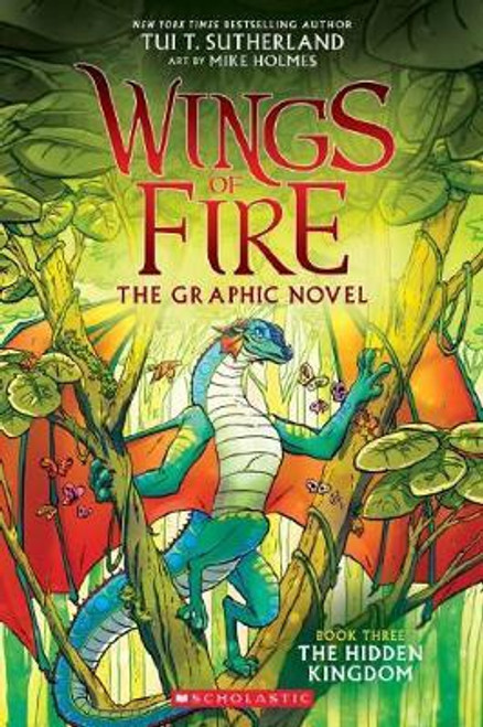 Wings of Fire Graphic Novel (Softcover)
