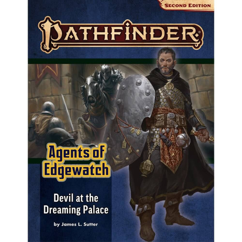 Pathfinder 2nd Edition -  Agents of Edgewatch Adventure Path