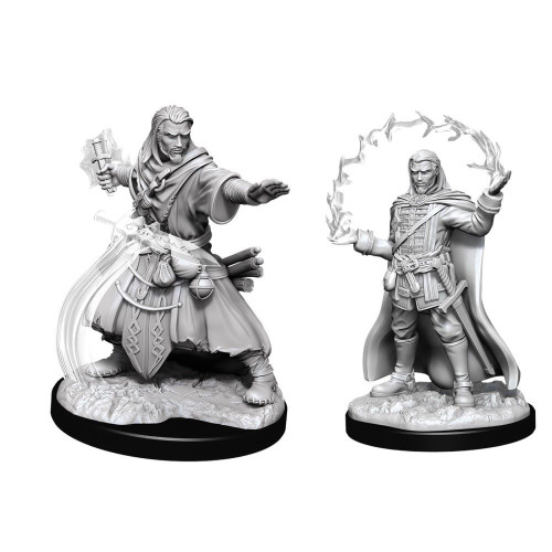 Dungeons & Dragons Nolzur's Marvelous - Male Human Wizard