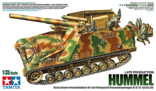 Tamiya 1/35 German Heavy SP Howitzer Hummel