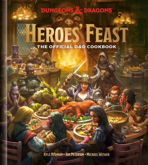 Heroes' Feast The Official Dungeons and Dragons Cookbook