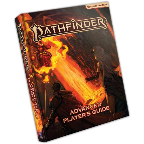 Pathfinder 2nd Edition - Advanced Player's Guide