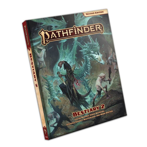Pathfinder 2nd Edition - Bestiary 2