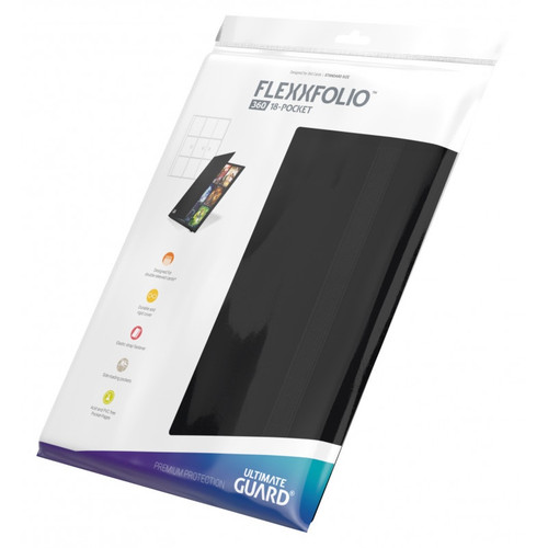 Flexxfolio 360 – 18-Pocket