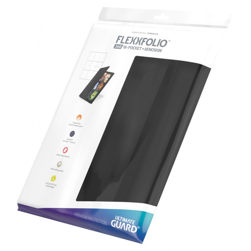 Flexxfolio 360 – 18-Pocket Xenoskin