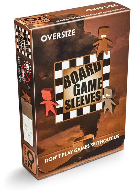 Arcane Tinmen Board Game Sleeves - Oversize NG