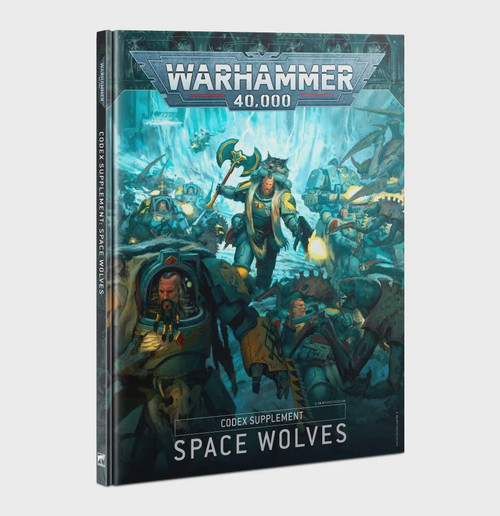 Codex Supplement: Space Wolves 2020