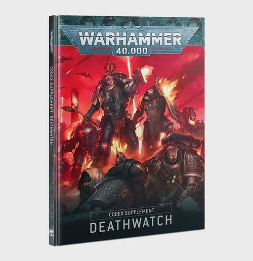 Codex Supplement: Deathwatch 2020