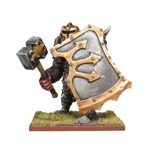 Kings of War Vanguard - Ogre  Siegebreaker