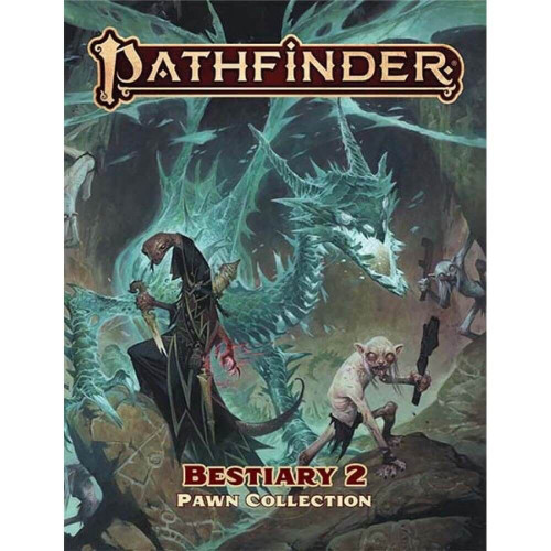 Pathfinder 2nd Edition - Bestiary 2 Pawn Collection