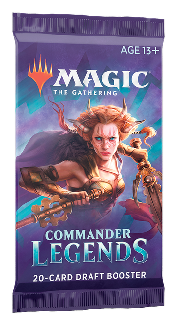 Commander Legends - Draft Booster