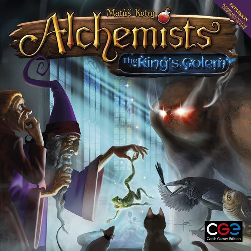Alchemists - Kings Golem