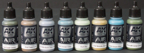 AK Interactive Air Series