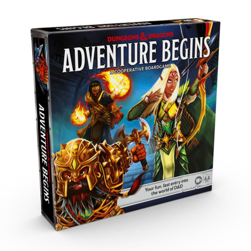 Dungeons & Dragons - Adventure Begins
