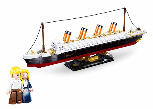 Sluban 1/700 Titanic (Medium) M38-B0835