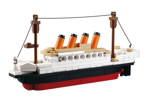 Sluban Titanic (Small) M38-B0576