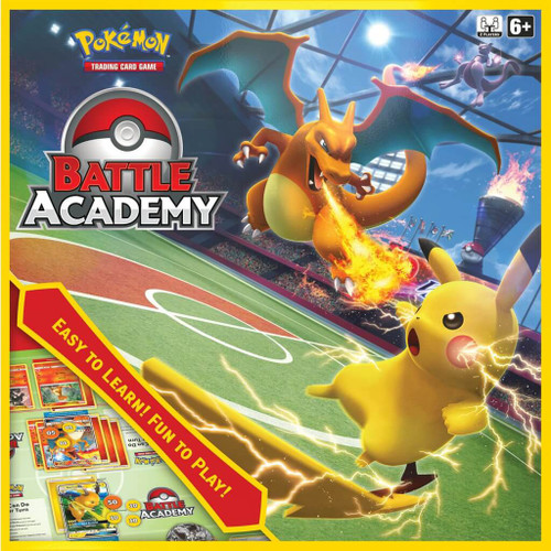 Pokémon - Battle Academy
