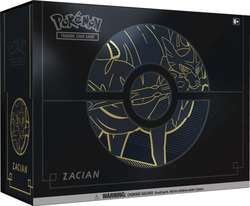 Pokemon TCG Sword & Shield - Elite Trainer Box PLUS