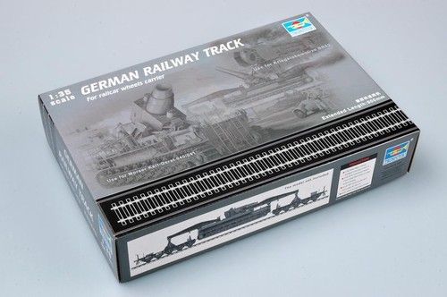 Trumpeter 1/35 German Railway Track Set