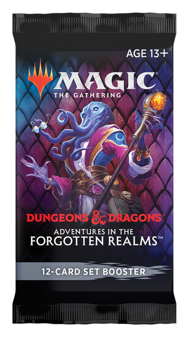 Adventures in the Forgotten Realms - Set Booster