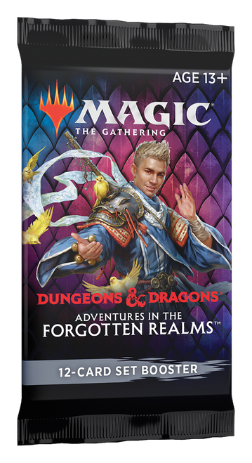Adventures in the Forgotten Realms - Draft Booster