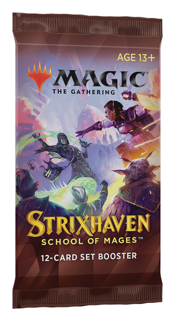 Strixhaven: School of Mages - Set Booster