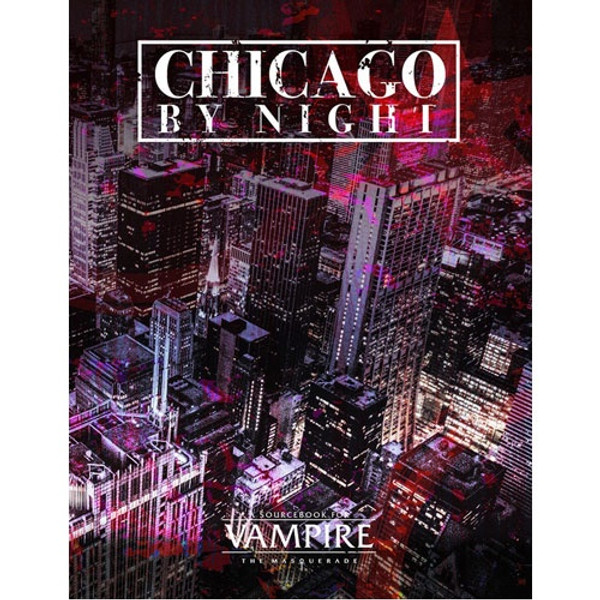 Vampire: The Masquerade 5th Edition - Chicago By Night