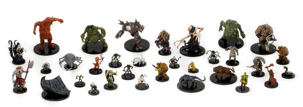 Dungeons & Dragons Icons of the Realms - Volo & Mordenkainens Foes