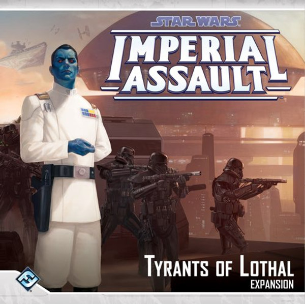 Imperial Assault: Tyrants of Lothal - Expansion