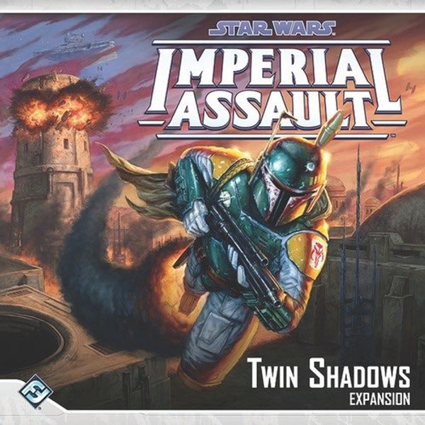 Imperial Assault: Twin Shadows - Expansion