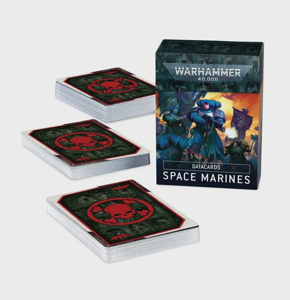 Datacards: Space Marines 2020