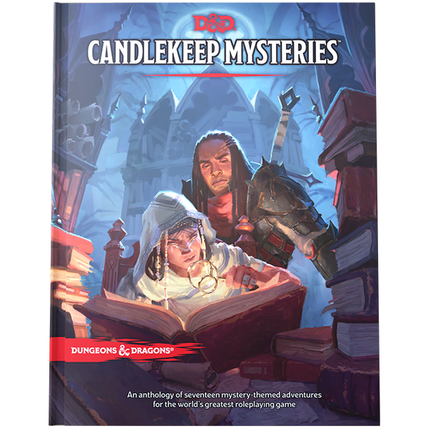 Dungeons & Dragons - Candlekeep Mysteries