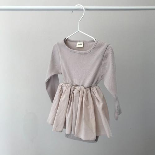 Elsa Tutu Romper Suit - Indi Pink