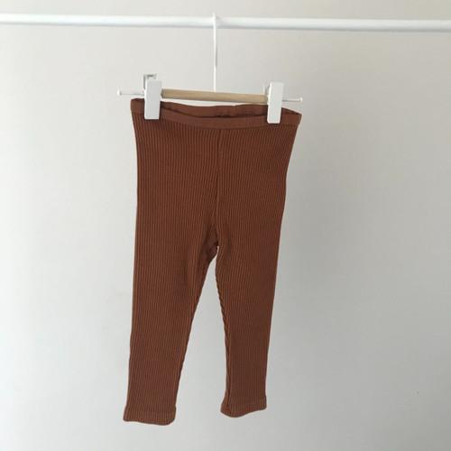 Crispin Leggings -Cinnamon