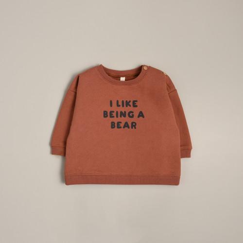 I Like Being A Bear Sweatshirt