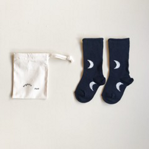 Navy Midnight Socks