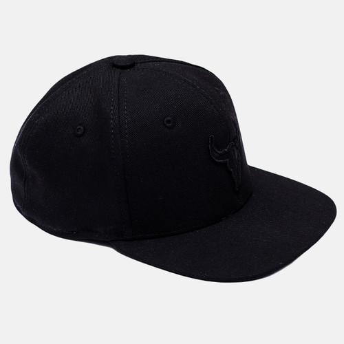 snapback, bison, cap, hat, boys, girls, black, booso, stylish, summer, street, style, babylution, eshop