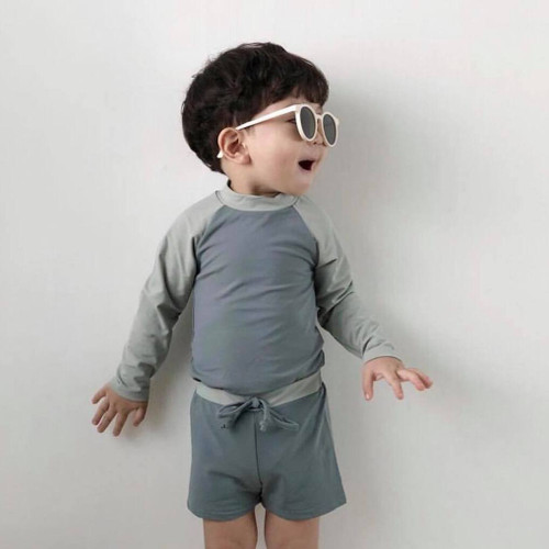 Barney, swimsuit, summer, swimwear, babylution, eshop, mint, boys, girls